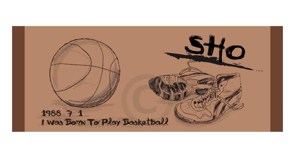 【fti-basketball001】バスケ01・インクジェットフェイスタオル(33×80cm)